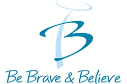 Be Brave and Believe logo